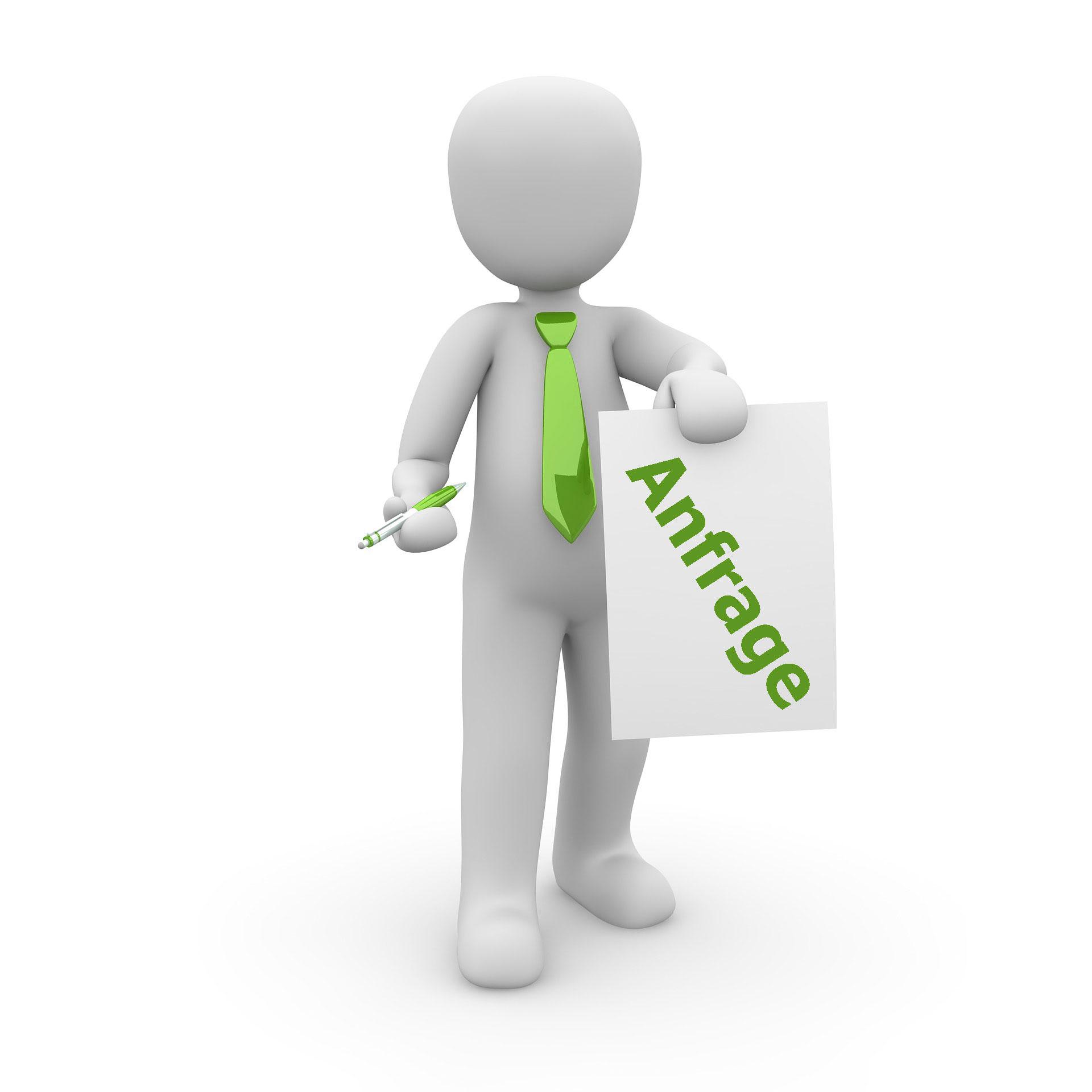 Preisanfrage für Gardinenwäsche